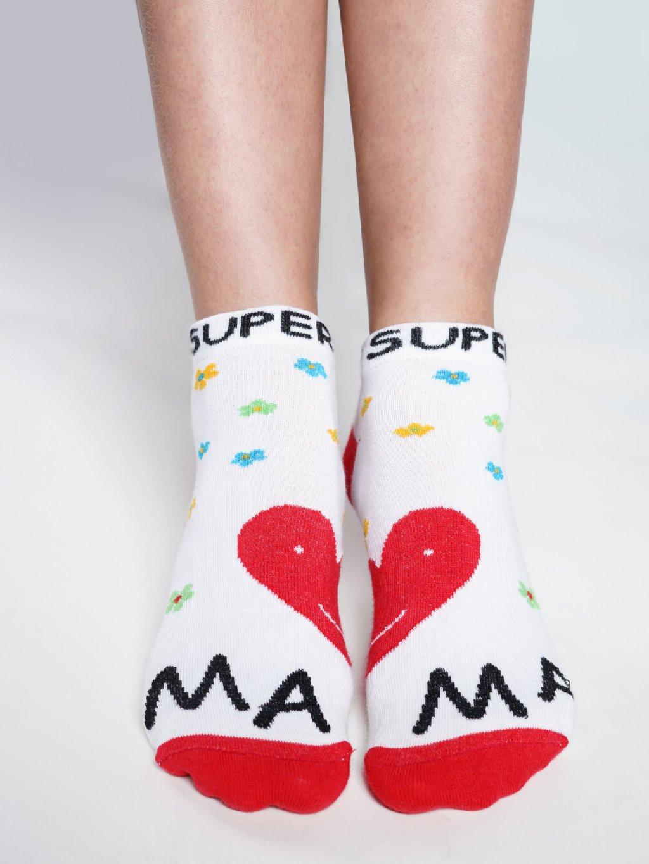 Super mama ponožky