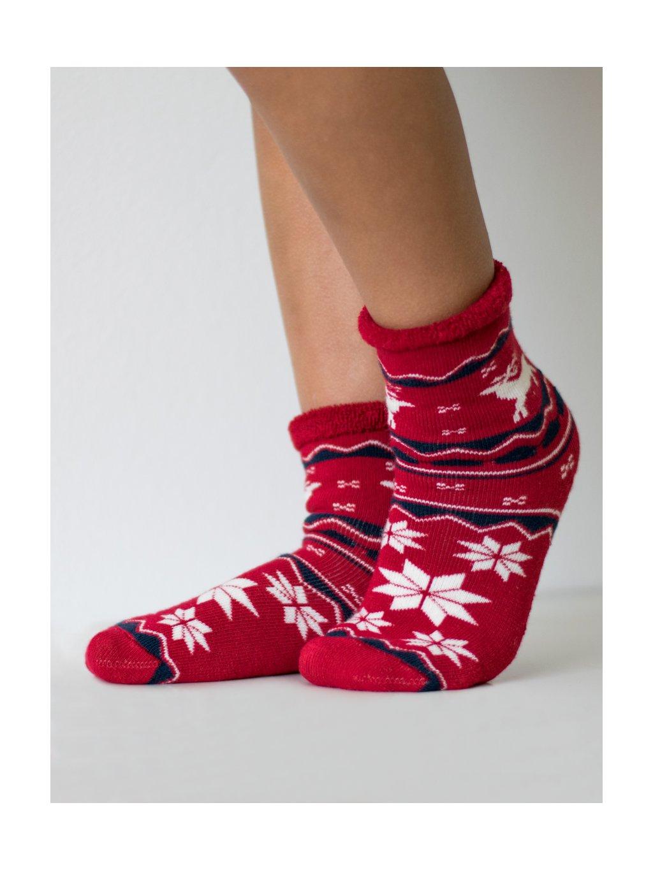 detske vanocni ponožky