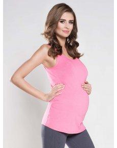 Těhotenské tílko růžové