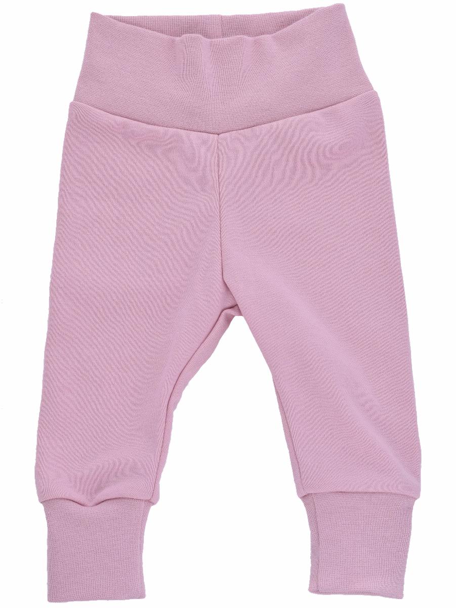 BIO kojenecké tepláčky růžové Velikost: 50, Barva: růžová