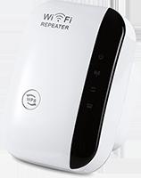 Wi-Fi opakovače - Základní uživatelský manuál