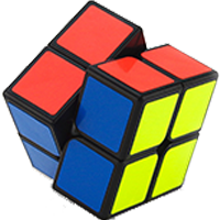 Rubikovy kostky - Menší krychle: 2x2x2 až 5x5x5