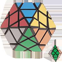 Pyramidy - Diamanty, dipyramidy