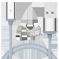 Magnetické nabíjecí kabely