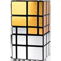 Mirror Cube - Dvojité (kvádry)