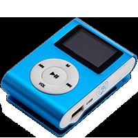 MP3 přehrávače bez displeje - Typ č. 2