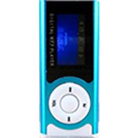 MP3 přehrávače bez displeje - Typ č. 4