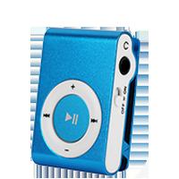 MP3 přehrávače bez displeje - Typ č. 7