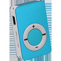 MP3 přehrávače bez displeje - Typ č. 8