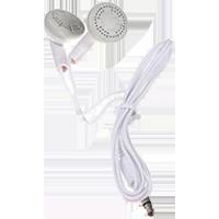 Příslušenství k MP3 - Sluchátka