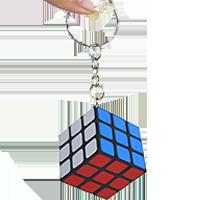 Rubikovy kostky - Přívěsky na klíče
