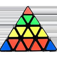 Rubikovy kostky - Pyramidy