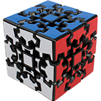 Rubikovy kostky - Gear (S ozubenými koly)