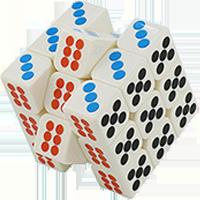 Standardní kostky - Krychle