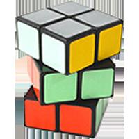 Rubikovy kostky - Standardní (různé rozměry)