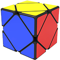 Rubikovy kostky - Skewb