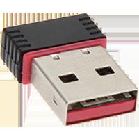 Mini USB Wi-Fi adaptéry