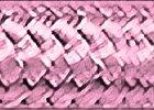 MAGNETICKÉ USB KABELY - RŮŽOVÉ