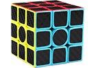 Rubikovy kostky s černými nálepkami