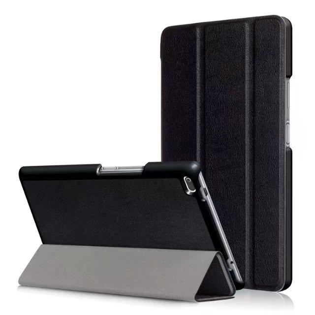 For-Lenovo-TAB4-10-Plus-PU-Leather-Flip-smart-case-for-Lenovo-TAB-4-10-Plus