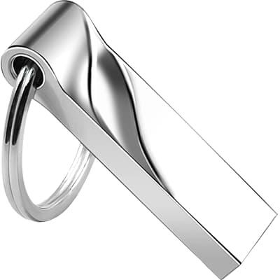 USB Flash Disk - Stříbrný