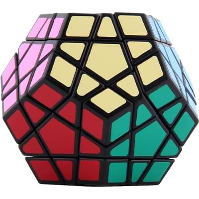 Rubikova kostka - Dvanáctistěn