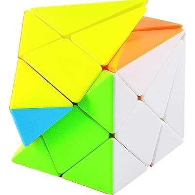 Rubikova kostka Axis bez nálepek