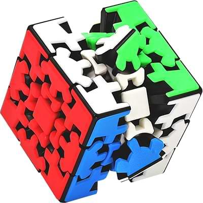 Rubikova kostka Gear Cube - 1