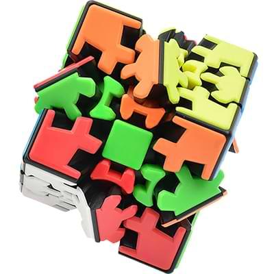 Rubikova kostka Gear Cube - 2