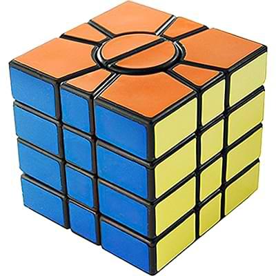 Rubikova kostka - Kostka s otočným středem - 2