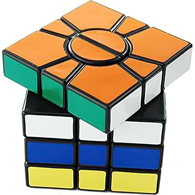 Rubikova kostka - Kostka s otočným středem - 3