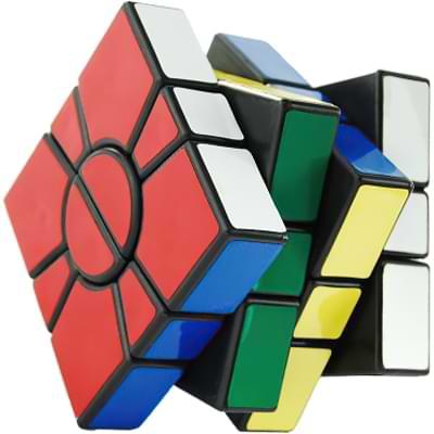 Rubikova kostka - Kostka s otočným středem