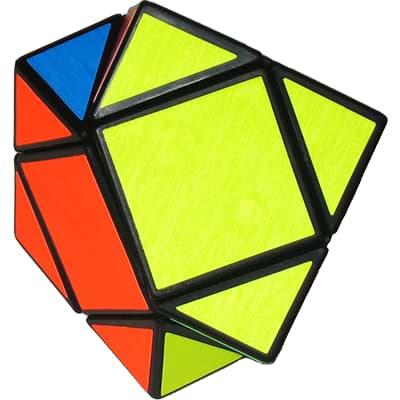Rubikova kostka - Kostka - Skewb - 2