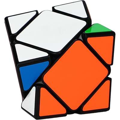 Rubikova kostka - Kostka - Skewb - 3