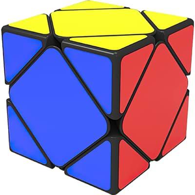 Rubikova kostka - Kostka - Skewb - 4