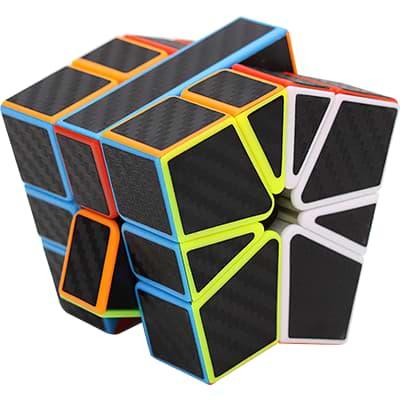 Rubikova kostka - SQ1 - Carbon