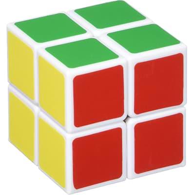 Rubikova kostka 2x2x2 - Bílá
