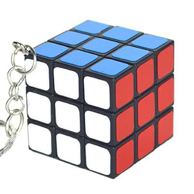 Rubikova kostka MoYu - Přívěsek na klíče - 2