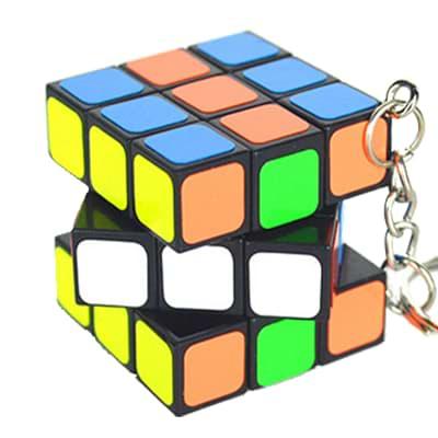 Rubikova kostka MoYu - Přívěsek na klíče - 3
