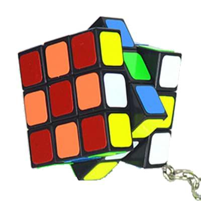 Rubikova kostka MoYu - Přívěsek na klíče - 4