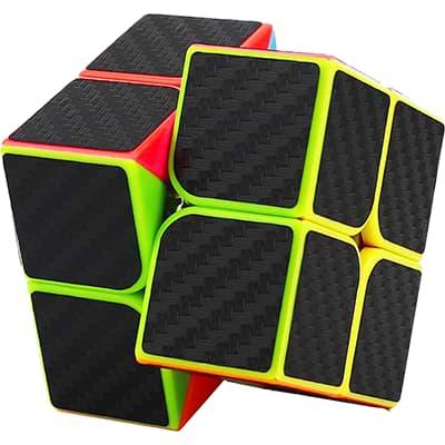 Rubikova kostka 2x2x2 - Carbonová
