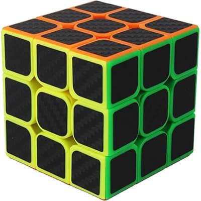 Rubikova kostka 3x3x3 Carbonová