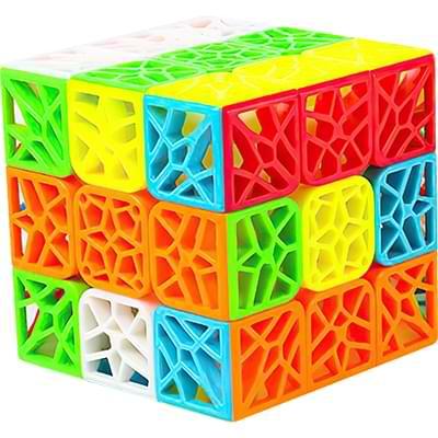 Rubikova kostka 3x3x3 - DNA- 2