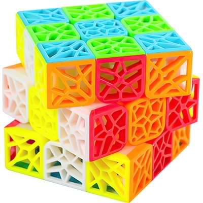 Rubikova kostka 3x3x3 - DNA