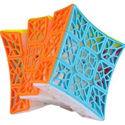 Rubikova kostka 3x3x3 - DNA - 1