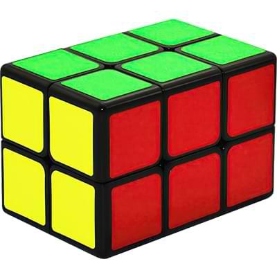 Rubikova kostka - Kvádr - 2x2x3 - 1