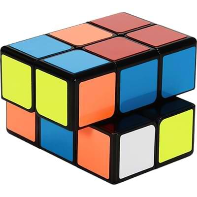 Rubikova kostka - Kvádr - 2x2x3 - 2