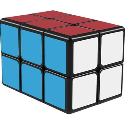 Rubikova kostka - Kvádr - 2x2x3 - 4