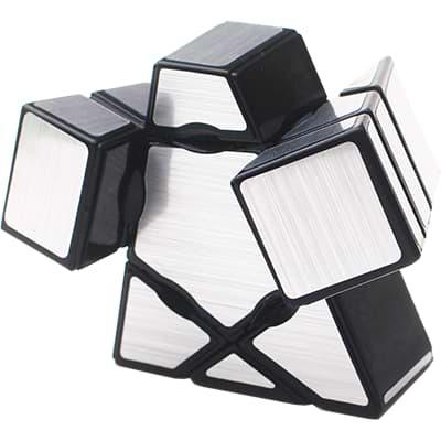 Rubikova kostka Zrcadlová - Mirror Cube - 1x4x4
