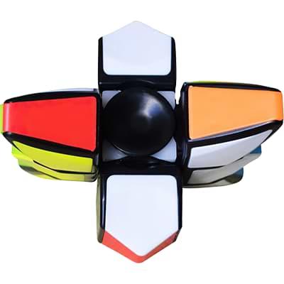 Rubikova kostka 1x3x3 - Spinner - 2